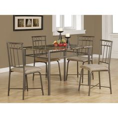 Buy Kendall Square Dining Table And 2 Chocolate Chairs At Argosco Adorable Kendall Dining Room Inspiration