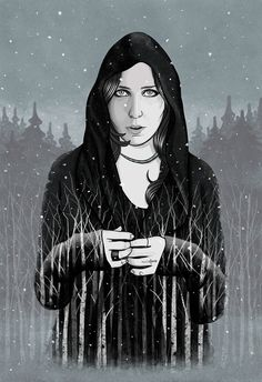 The talented and ethereal Chelsea Wolfe.
