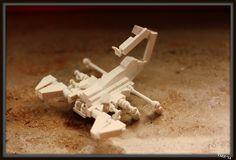 scorpion in microscale | by teizetzet