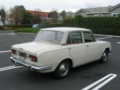 1967 Toyota Corona - had one in the early 80's