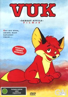 Vuk is the adaptation of a novel from Hungary, about a fox pup who takes revenge on the hunter who killed his parents. (I liked it, but the book much better, which is for an older readership, without the cuteness factor). Vizsla, Fox Pups, Female Cop, Underwater City, Fox Movies, Fox Illustration, Illustrations, Life Of Crime, Little Fox