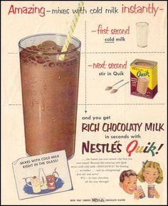 Nestle's Quick (1951)