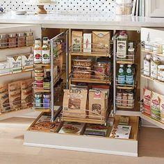 Spice & Pantry Organizer