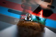 Creative MultiPurpose YouTube Banner - YouTube Youtube Banner Design, Youtube Design, Youtube Banners, Social Networks, Social Media, Portfolio Booklet, Youtube Logo, Social Link, Web Design
