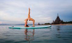 Top 5 Reasons You Should Try Paddle Board Yoga - Yoga Articles | YOGA.com