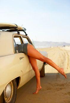 California Girl getting ready to surf Playa Beach, Beach Bum, Pin Up, Wind Surf, Surf Girls, Surfs Up, Beautiful Legs, Hey Gorgeous, Summer Of Love