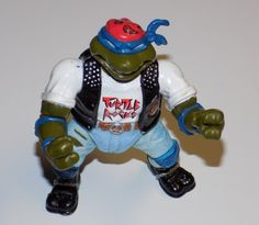 Vintage 1991 Teenage Mutant Ninja Turtles Action by Stuff4Men