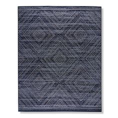 Britta Indoor/Outdoor Rug - Spice, X - Frontgate Modern Outdoor Rugs, Indoor Outdoor Rugs, Outdoor Area Rugs, Outdoor Living, Outdoor Carpet, Natural Fiber Rugs, Patio Rugs, Mold And Mildew, Colorful Rugs