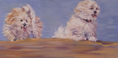 Double+Trouble%21%21%2C+painting+by+artist+Nancy+Spielman