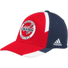 new style 861ca 229db Men s Washington Capitals adidas Red Navy Echo Flex Hat, Your Price   25.99  Washington