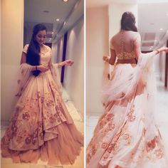 """""""clients in Shyamal & Bhumika"""" Wedding Lehenga Designs, Shyamal And Bhumika, Strapless Dress Formal, Formal Dresses, Pretty Outfits, Pretty Clothes, Indian Outfits, Indian Fashion, Ball Gowns"""