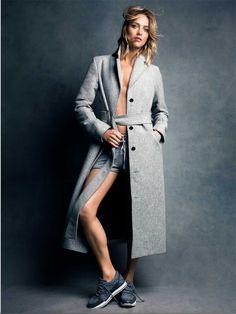 UnCultured — Karmen Pedaru by Victor Demarchelier for Vogue...