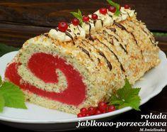 Domowa Cukierenka - Domowa Kuchnia Sweet Recipes, Cooking Recipes, Swiss Rolls, Ethnic Recipes, Desserts, Food, Beauty, Bakken, Tailgate Desserts