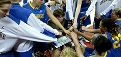 University of Delaware Women's Basketball