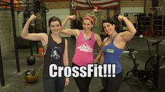 This week on Super Secret Mystery Meeting, Ali takes Hannah to CrossFit for the first time.