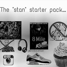 """""""Stan"""" starter pack"""