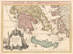 1720 Graecie Pars Meridionalis