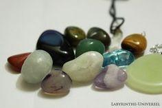 Communiquer avec les pierres