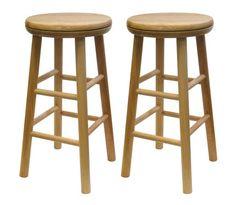 Winsome Wood 24-Inch Swivel Seat Barstool with Natural Finish, Set of 2 Winsome Wood http://www.amazon.com/dp/B000NPONR8/ref=cm_sw_r_pi_dp_SncZtb02NJ9DA0FR