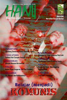 BELAJAR (menjadi) KOMUNIS Majalah Hany Edisi 9
