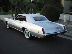 1967 Cadillac Eldorado Custom Convertible Maintenance of old vehicles: the material for new cogs/casters/gears/pads could be cast polyamide which I (Cast polyamide) can produce