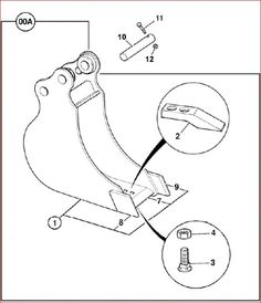 Volvo L35 Compact Wheel Loader Service Parts Catalogue