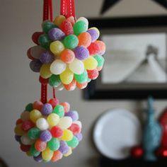 gumdrop ornament