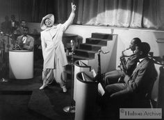 Cab Calloway in Stormy Weather, 1943. A real zoot suit.    That zoot suit is crazy cool!