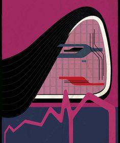 Le Corbusier – The Fausto Rocks Yeah - zaha hadid - Zaha Hadid Interior, Zaha Hadid Architecture, Architecture Design, Sustainable Architecture, Chinese Architecture, Architecture Office, Futuristic Architecture, Architecture Posters, Zaha Hadid Design
