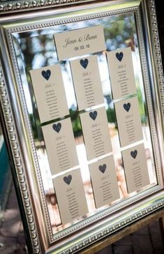 Best Wedding Table Numbers Chalkboard Seating Charts Ideas wedding is part of Wedding table seating chart - Wedding Table Assignments, Wedding Table Planner, Wedding Table Seating, Wedding Tables, Seating Chart For Wedding, Diy Wedding Table Numbers, Wedding Table Cards, Wedding Ceremony, Reception Seating Chart
