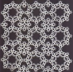 Tat-a-Renda Patterns: Doilies