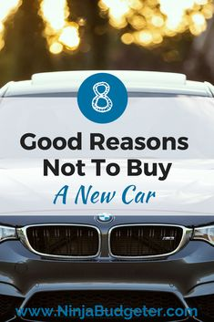 There are a few good reasons to consider a new car when you're upgrading your vehicle, and many reasons not to. In this article, I'm looking at some good reasons NOT to buy a brand new vehicle. If you're in the market for a new car or truck this should be right up your alley.