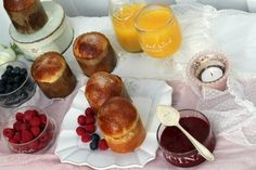 Passion 4 baking » Blueberry & Raspberry Brioche