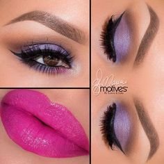 This purple smokey eyes and eyelash combo is perfect for that special occasion. Check out the products used and have the wow factor with this eye makeup.