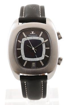 Jaeger LeCoultre Memovox Vintage luxurous watch