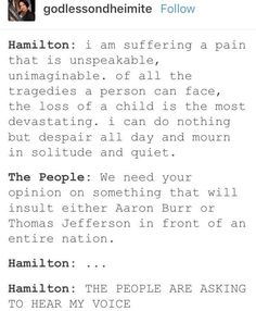 (Hamilton: An American Musical) Theatre Nerds, Musical Theatre, Theater, Alexander Hamilton, Hamilton Lin Manuel Miranda, Aaron Burr, Hamilton Musical, What Is Your Name, Dear Evan Hansen