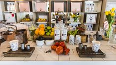 Ketel One Kitchen Mixing activation