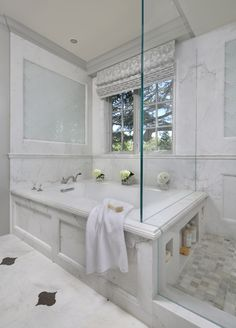 Second Place, Large Bathroom Design by TRG Architects