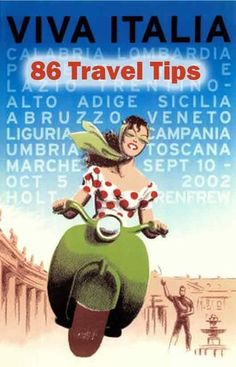 86 Useful travel tips for Italy #travelital #italytips #italytravel #italiantravel #italyvacation