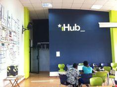 Kathleen in Kenya: This is where the Startup-Magic happens in Nairobi. http://www.ihub.co.ke