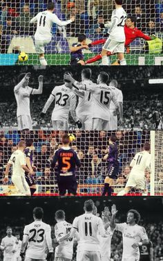 Real Madrid<3<3<3<3<3 I will always  will  love this game of the real Madrid I wil not care what people will said