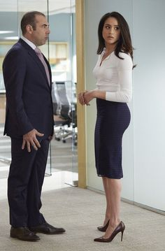 Rachel Zane in Suits S05E07