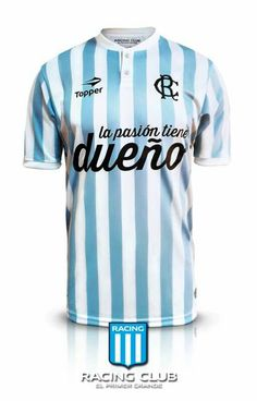 Racing Club de Avellaneda 2015 Playeras De Futbol 5490941c9e7fb