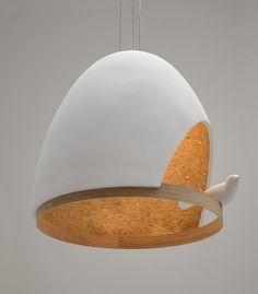 Lamp Oiseau van Compagnie