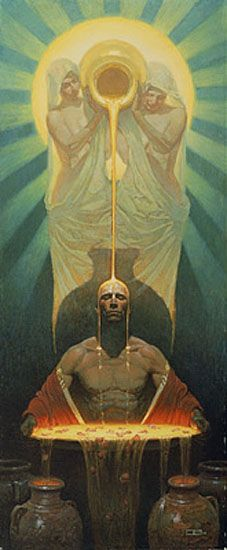 The Vessel, by Thomas Blackshear (via www.johncoulthart.com)