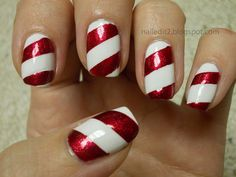 Never Gonna Give You Up: Candy Canes