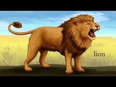 ▶ Zoo Stories: Safari Animals (for preschool and kindergarten kids) - YouTube