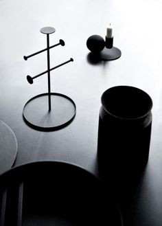 Browse our designer collection of unique candle holders. From table top to wall candle holders, you will be sure to find exactly what you are looking for. Unique Candle Holders, Wall Candle Holders, Dark Color Palette, Dark Colors, Vagas Home Office, Mesa Home Office, Dark Matter, Dot And Bo, The Collector