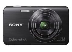 Sony Cyber-shot DSC-W650 16.1 MP Digital Camera with 5x Optical Zoom and 3.0-Inch LCD (Black) (2012 Model) --- http://www.amazon.com/Sony-Cyber-shot-DSC-W650-Digital-3-0-Inch/dp/B006K554Z0/?tag=sanj21-20