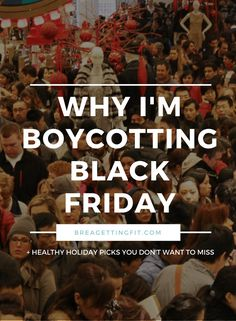 Want to know why I don't shop on black friday? I definitely don't need new jeans, or a dress, or video games. What I do need is some sanity, and a great gift idea that the people in my life will swoon over.